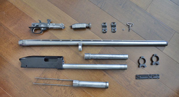 Disassembled-Gun-gunsmith