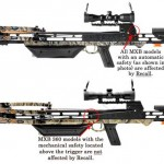 Mission crossbows