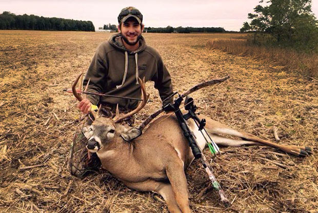Travis Roodzant - Photo Friday winner Deer