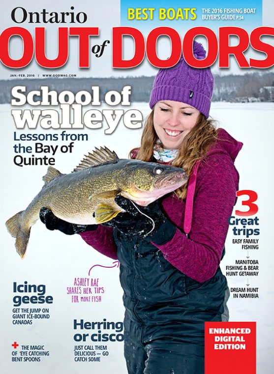 Latest Cover of Ontario OUT OF DOORS