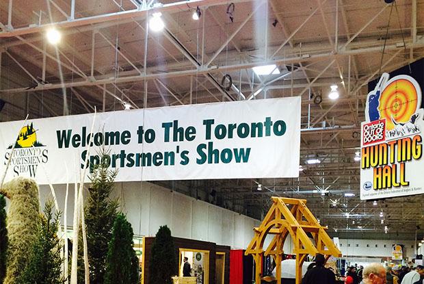 Toronto Sportsmen Show 2016