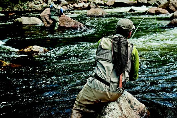 Fundamentals of safe wading