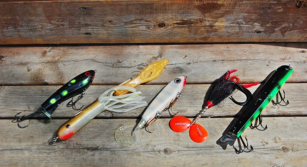 muskie lures