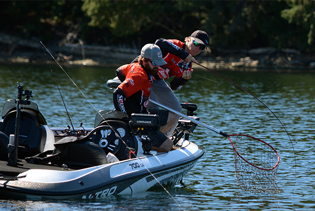 FLW Championship - in action