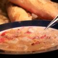 panfish chowder