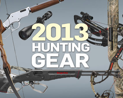 logo for 2013 hunting gear guide