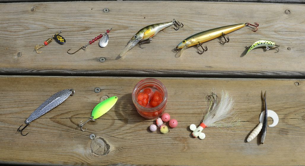 trout fishing setup: every beginner's guide in how to do it right, Reel Combo