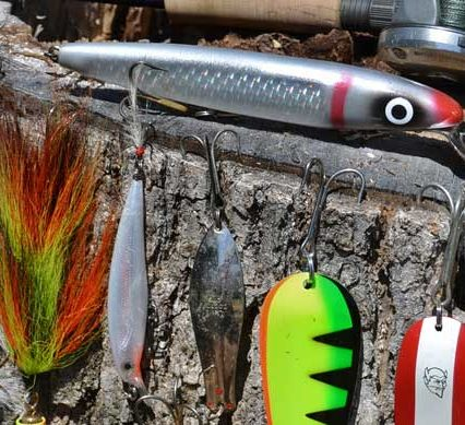 lure pike - lures for muskie and pike