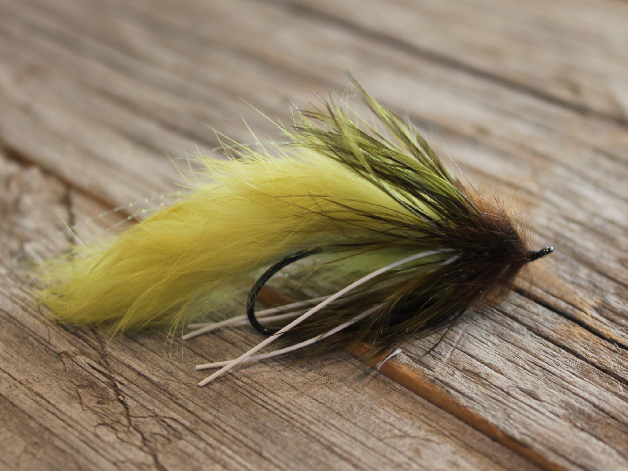 flies - Sassy Steelhead Sculpin fly