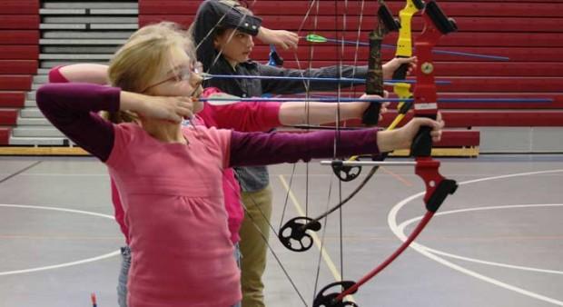 Archery - NASP