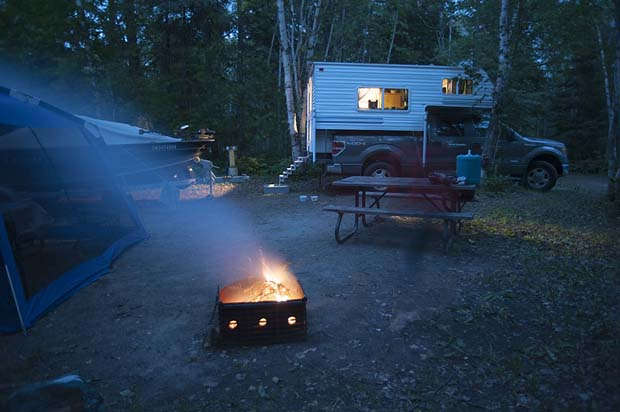 White Lake Provincial Park-camping