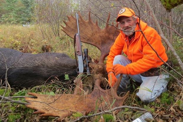 Moose photo winner