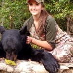 First black bear
