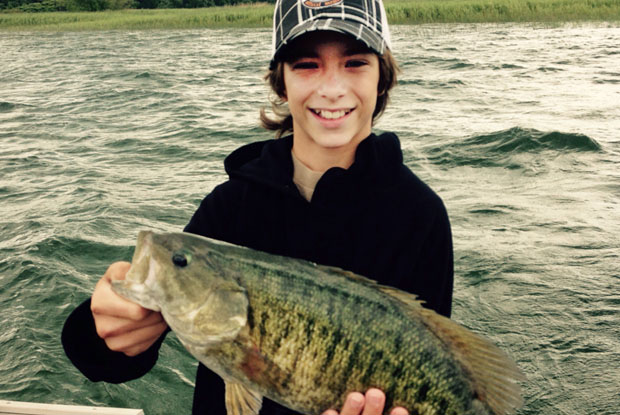 Smallmouth of the South