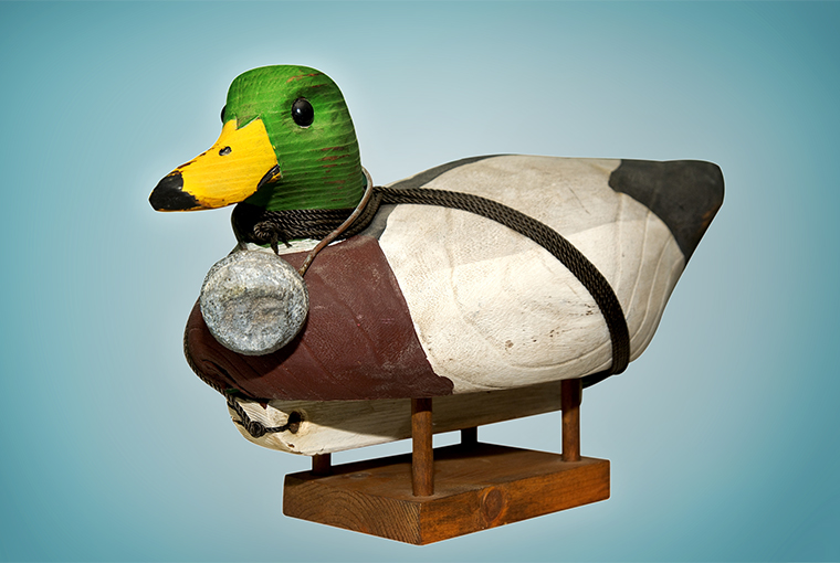 carving decoys
