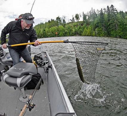 Fishing the Nipigon