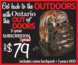 Get back to the OUTDOORS