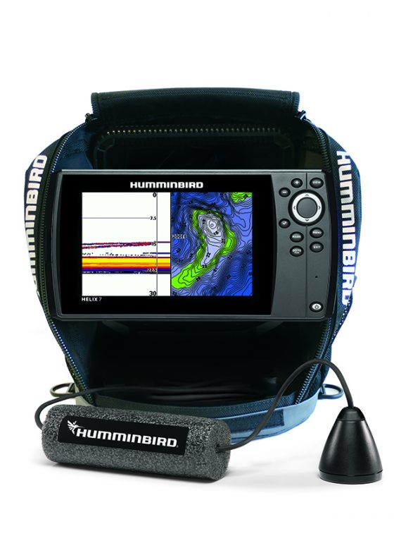 gear - humminbird