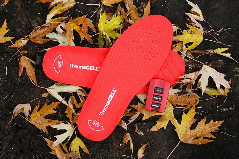 warm tips - in soles