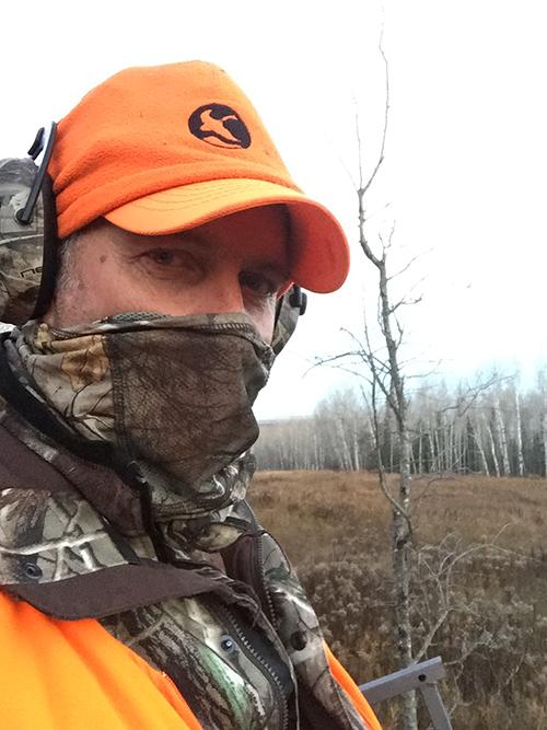 buck hunt - stand