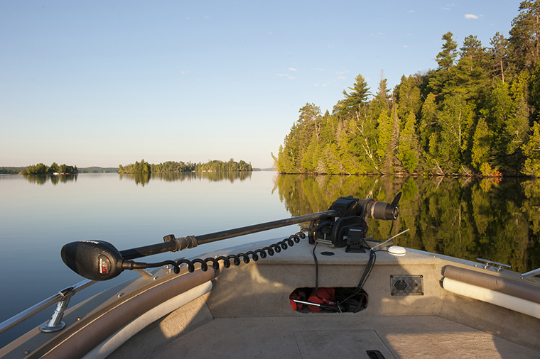 Temagami - fishing