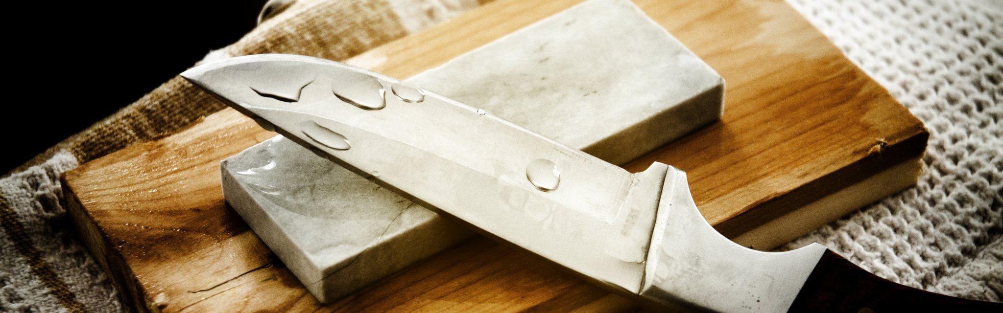 knife sharpening - banner