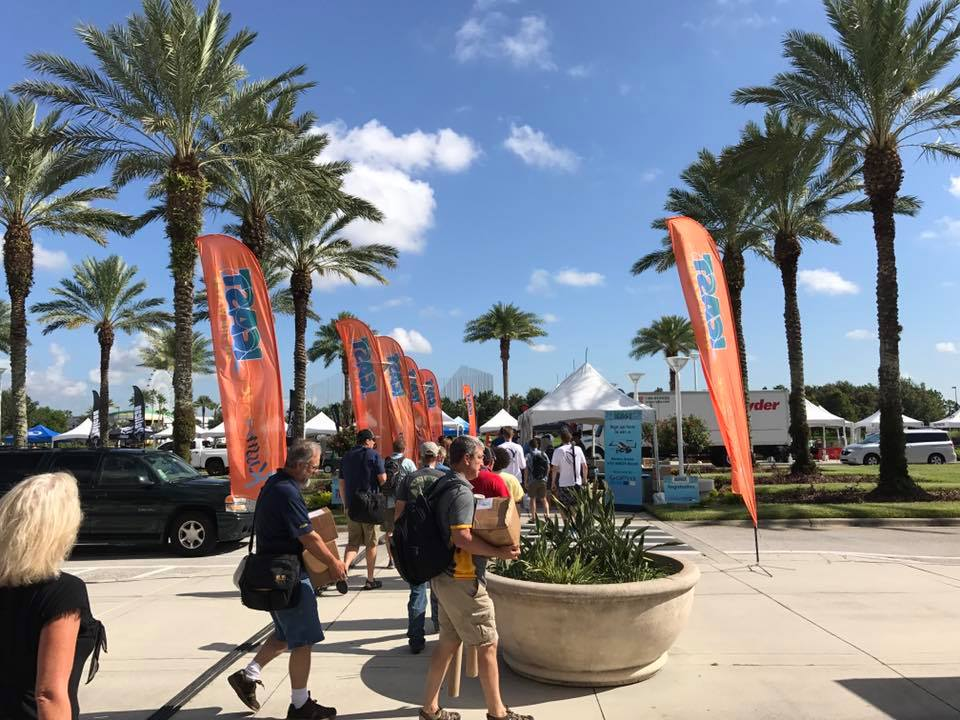ICAST 2017 - ICAST on the Water