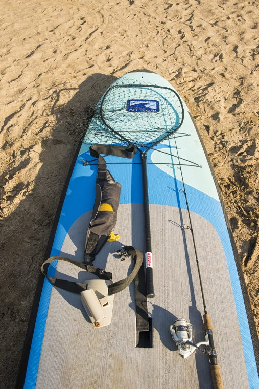 SUP fishing 101 - gallery 5