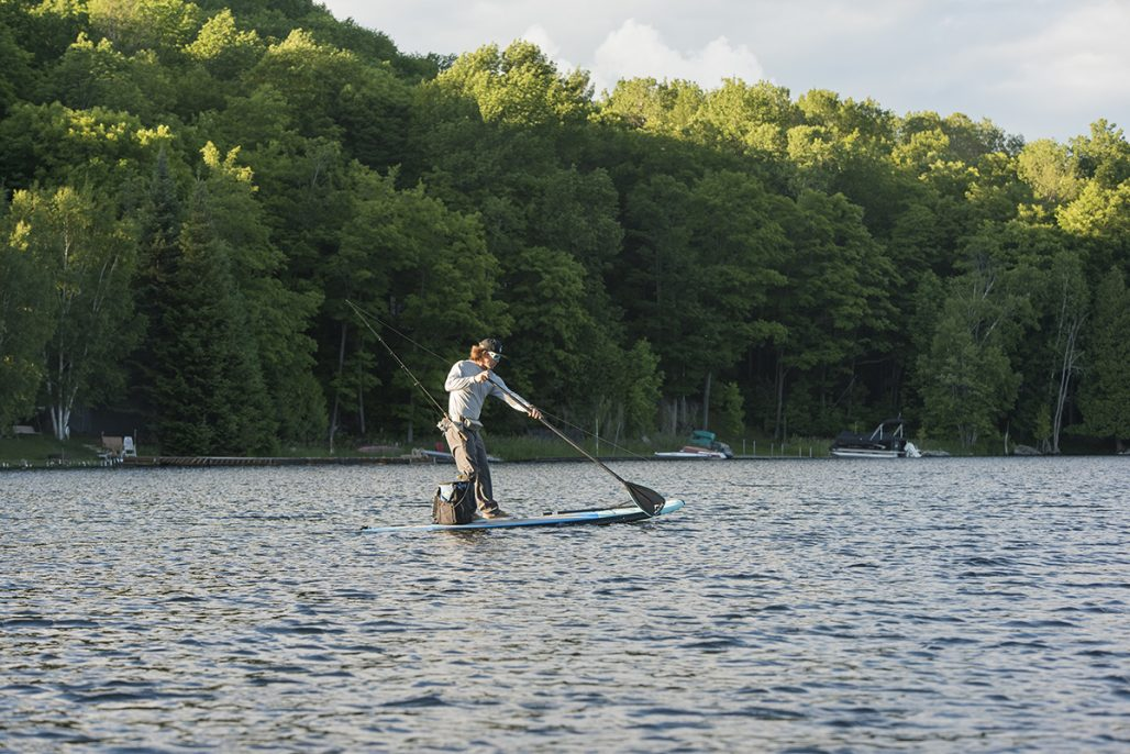 SUP fishing 101 - gallery 6