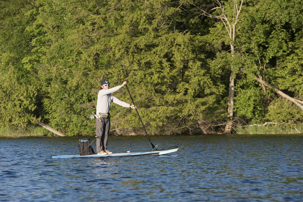 SUP fishing 101 - gallery 11