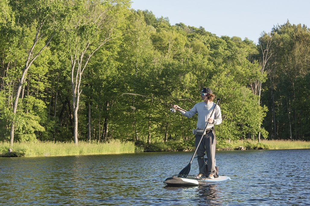 SUP fishing 101 - gallery 12