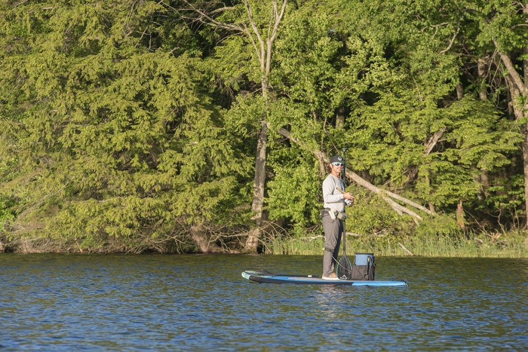 SUP fishing 101 - gallery 13