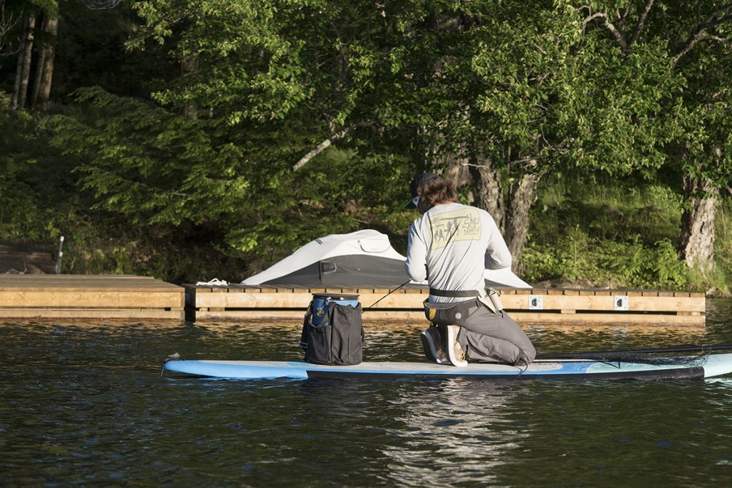 SUP fishing 101 - gallery 14