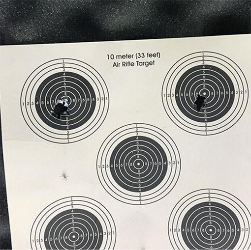 kit - target PCP air rifle
