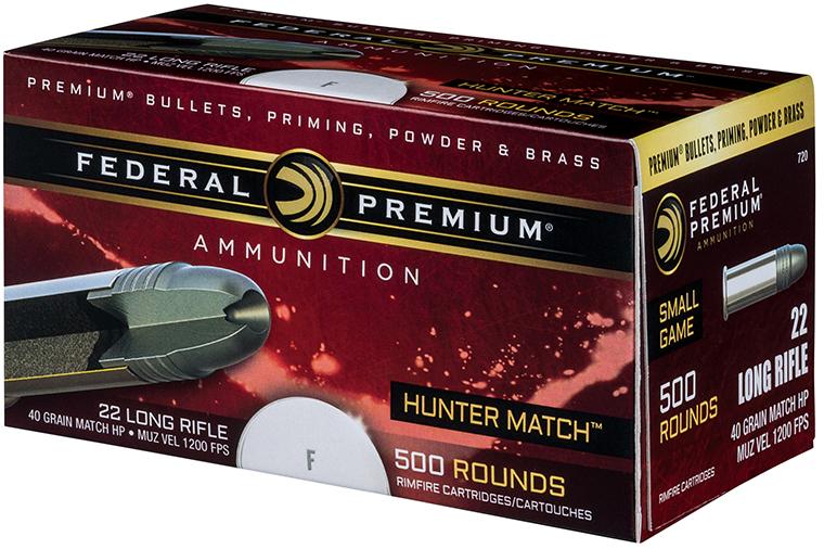 ammo - federal