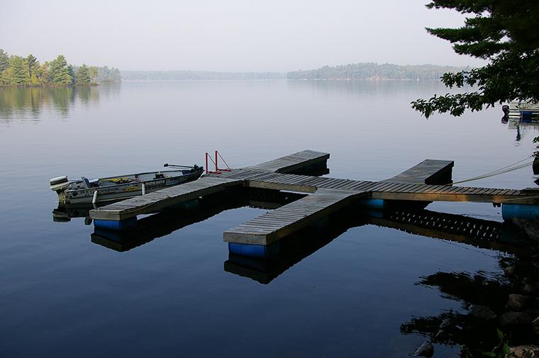 docks fishing