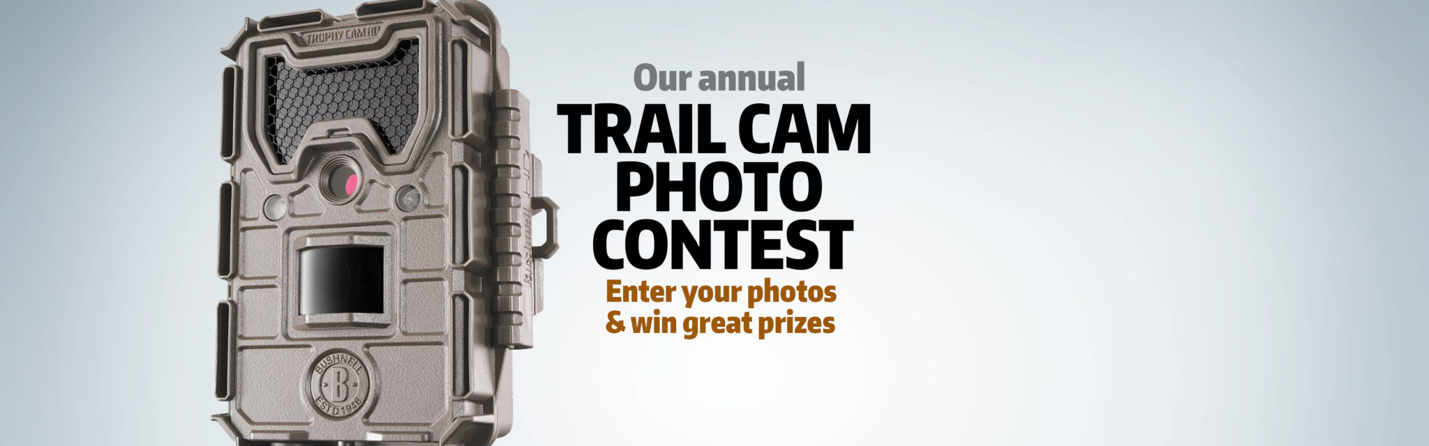 trail cam contest