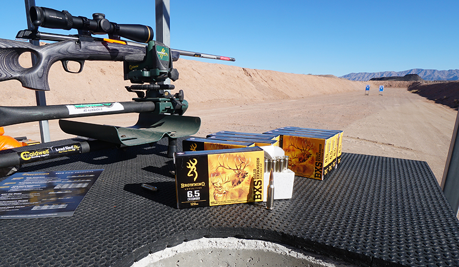 SHOT Show - Browning Ammo