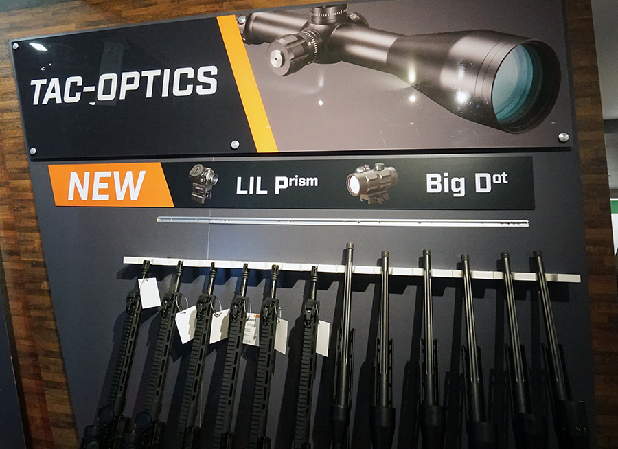 SHOT Show - Bushnell Optics