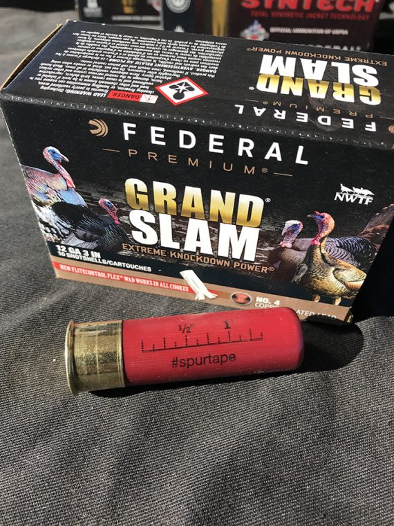 SHOT Show - Federal Turkey ammo