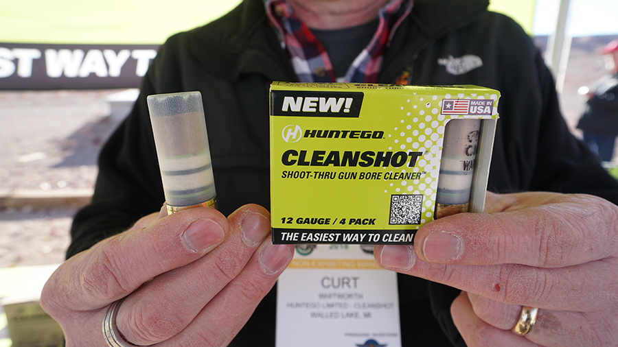 SHOT Show - Huntego CleanShot