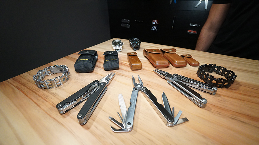 SHOT Show - Leatherman tools