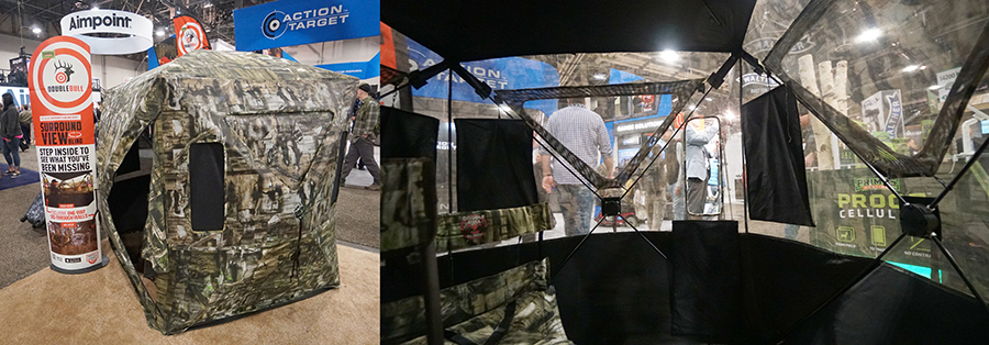 SHOT Show - Primos Surroundview Blind