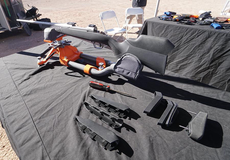 SHOT Show - Savage Arms rifle