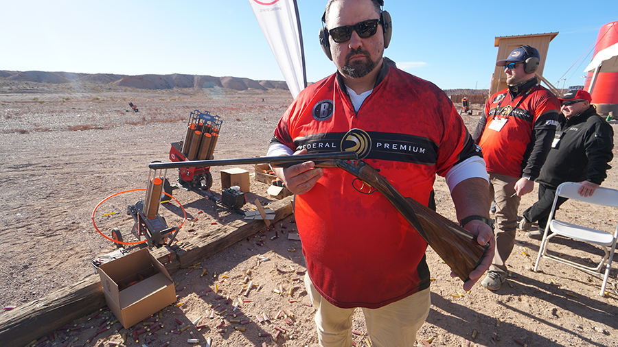 SHOT Show - Savage Arms rifle
