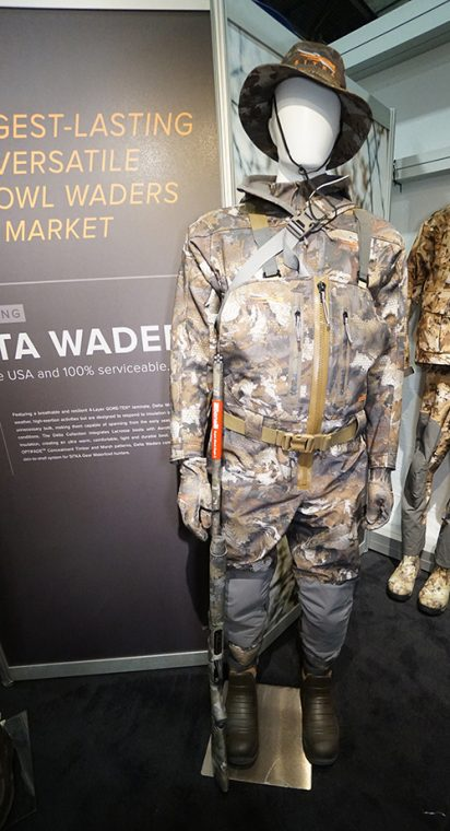 SHOT Show - Sitka Waders