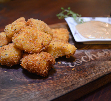 Burbot nuggets