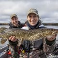 Quebec fishing