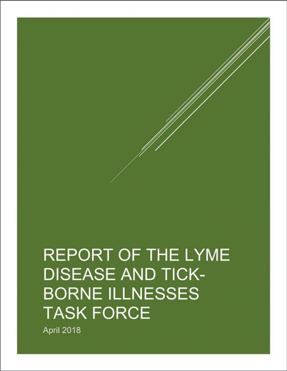lyme disease report
