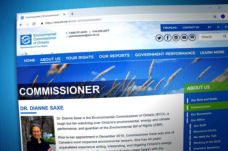 Environmental Commissioner